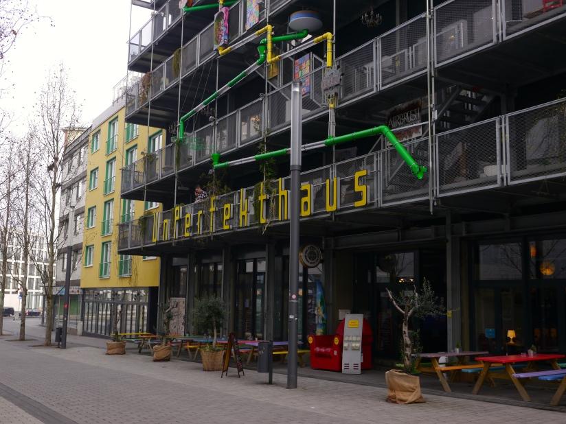 Unperfekthaus Essen, facilitator van hettoeval