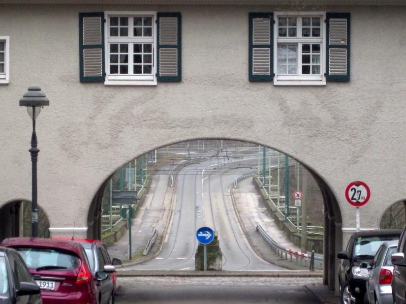 Tuinstad Margarethenhöhe Essen, dorpsidylle in de grotestad
