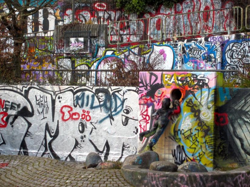 Het Luisenviertel in Wuppertal,  je wilt er niet meerweg