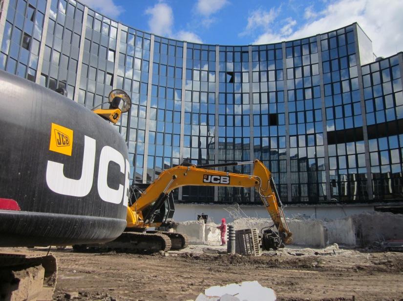 Düsseldorf bouwt Thyssen Trade Center om tot enormwooncomplex