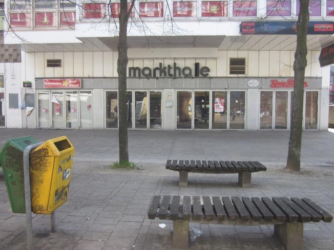 Winkelleegstand Oberhausen