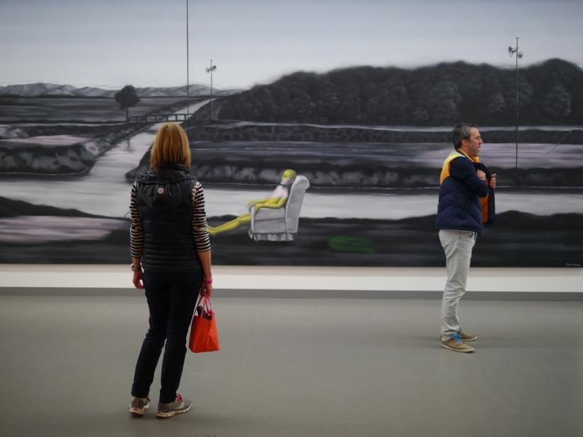 China8 verleidt kunstliefhebbers meerdere steden in de  Rijn-Ruhr metropool tebezoeken