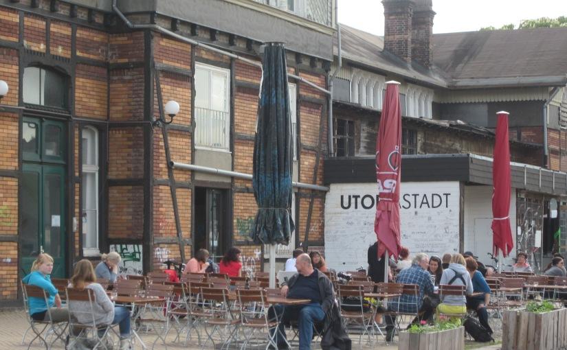 Utopiastadt vind je inWuppertal