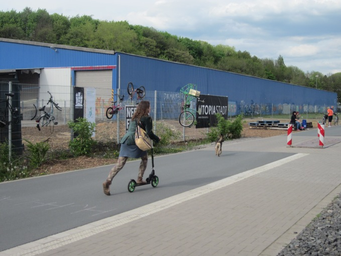 Nordbahnstrasse Wuppertal