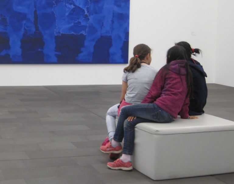 China8, jonge bezoekers Duisburg