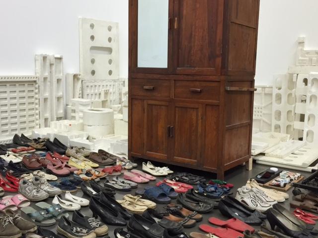 Song Dong ervaren in de KunsthalleDüsseldorf